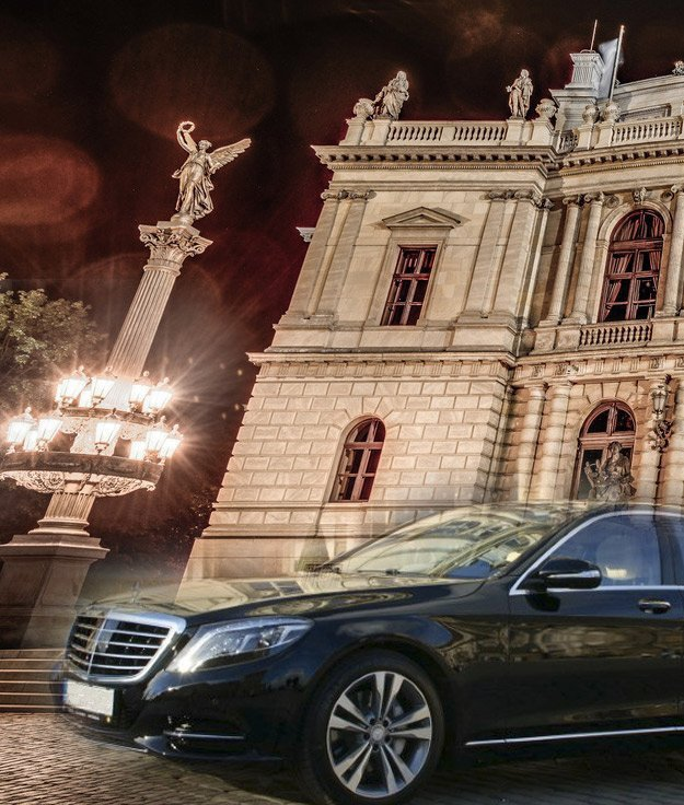Luxury Cars and Limousines